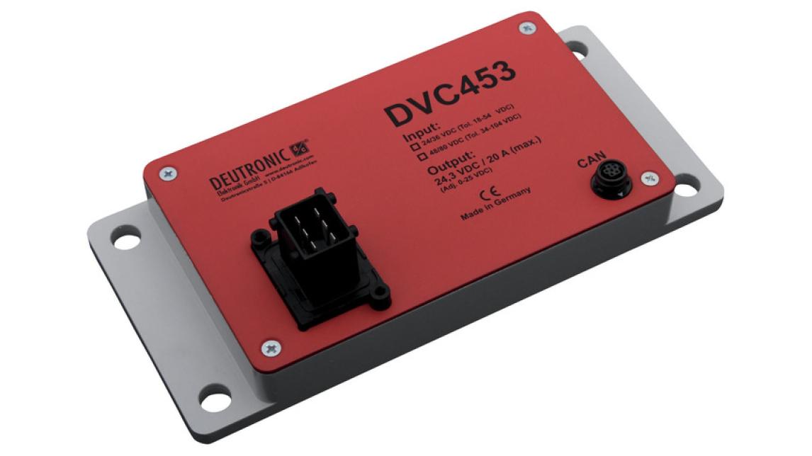 Logo DVC453