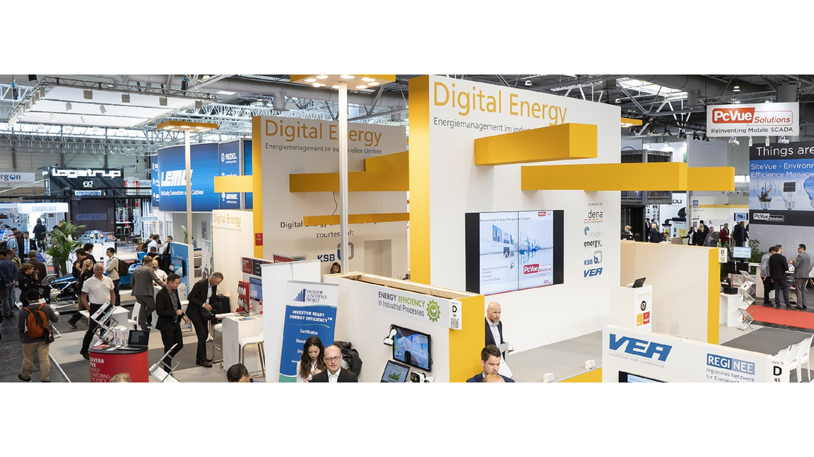 Digital Energy Pavilion (Hannover) - Exhibitor - HANNOVER MESSE 2019