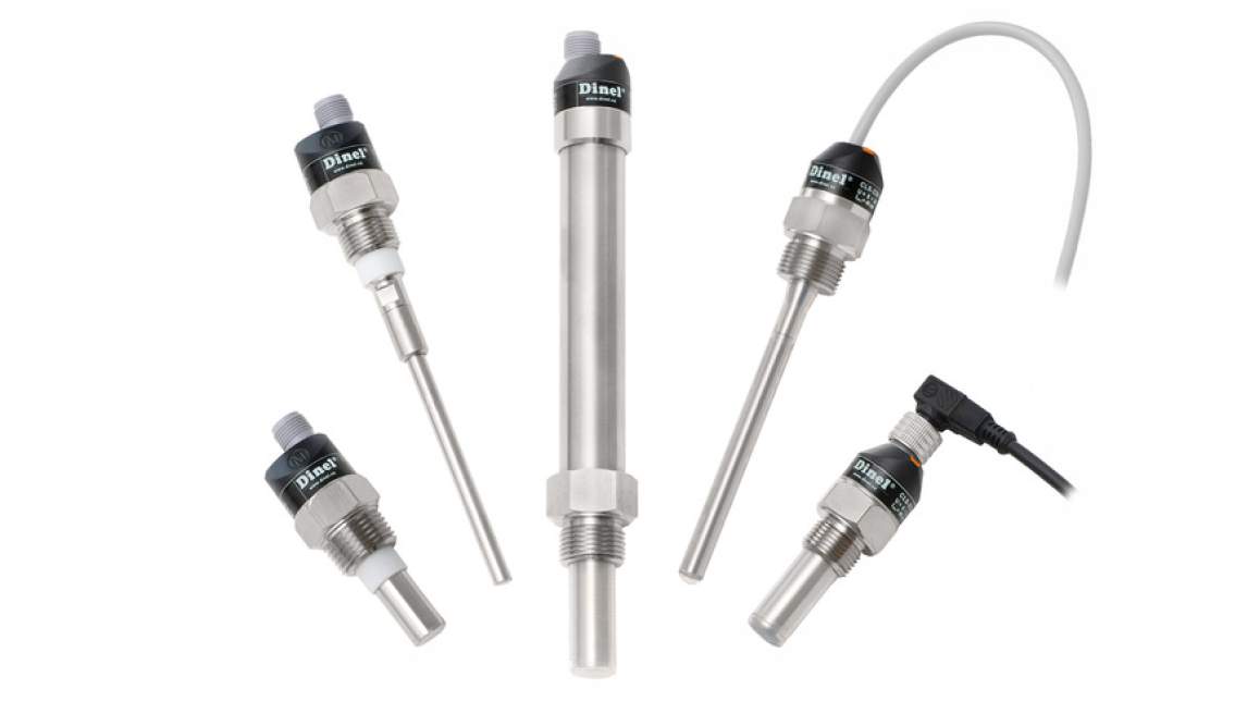 Logo Capacitive level sensors CLS-23