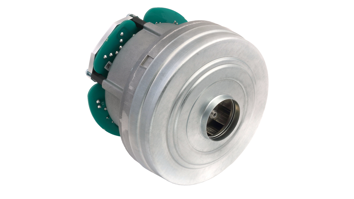 Logo Brushless Blowers/Pumps