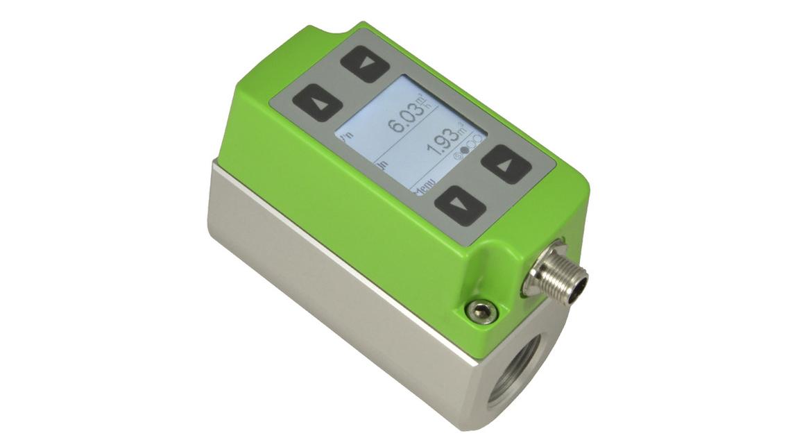 Logo EE741 Modular, in-line flow meter