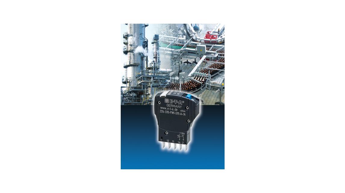 Logo Thermal-magnetic circuit breaker 2216