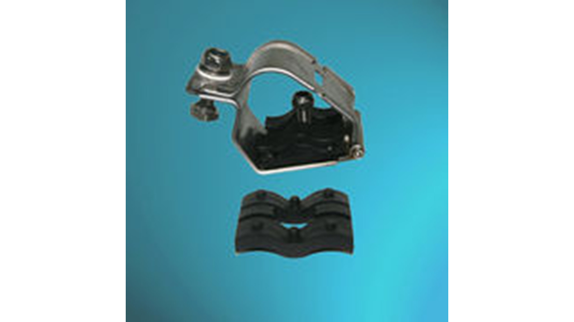 Logo Stainless Steel Cable Cleats
