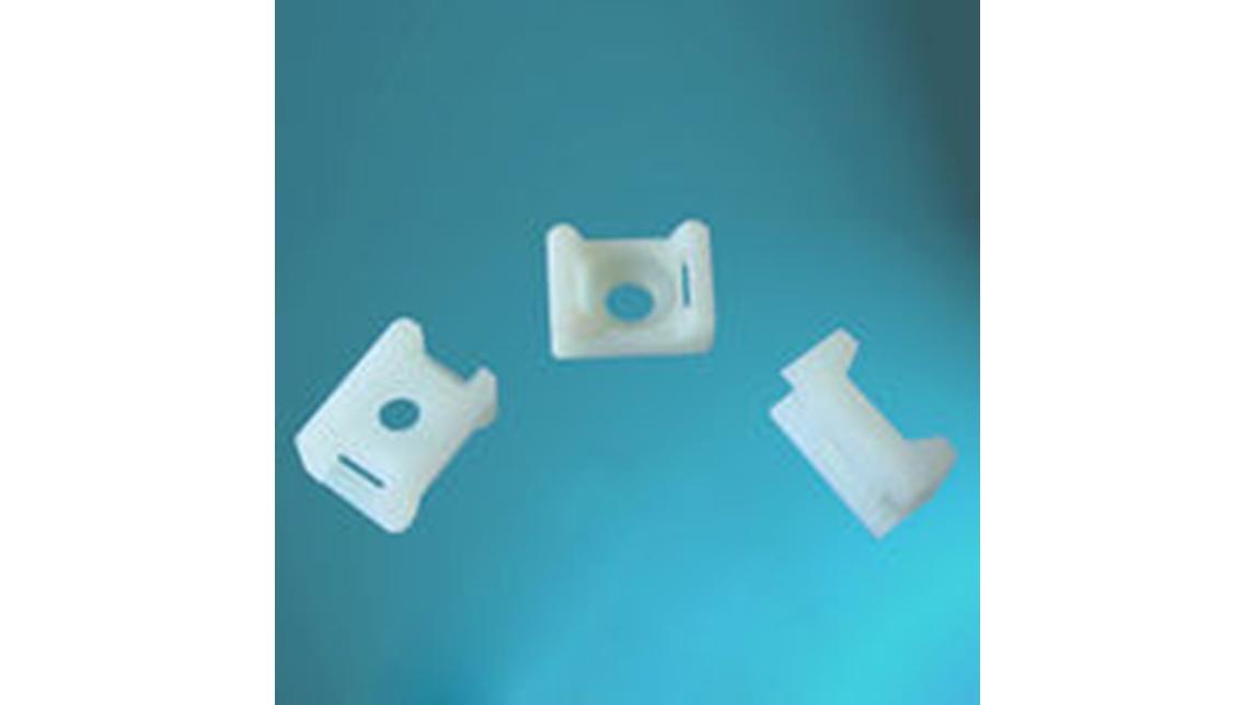 Logo Nylon Cable Tie Mounts (Screw-fixing)