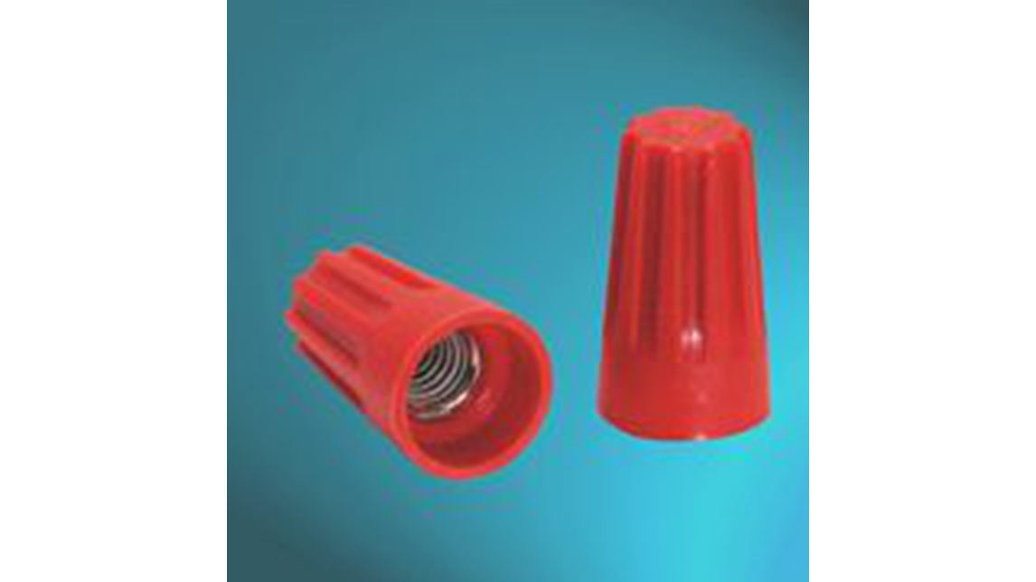 Logo Twist Wire Connectors (without Ring)