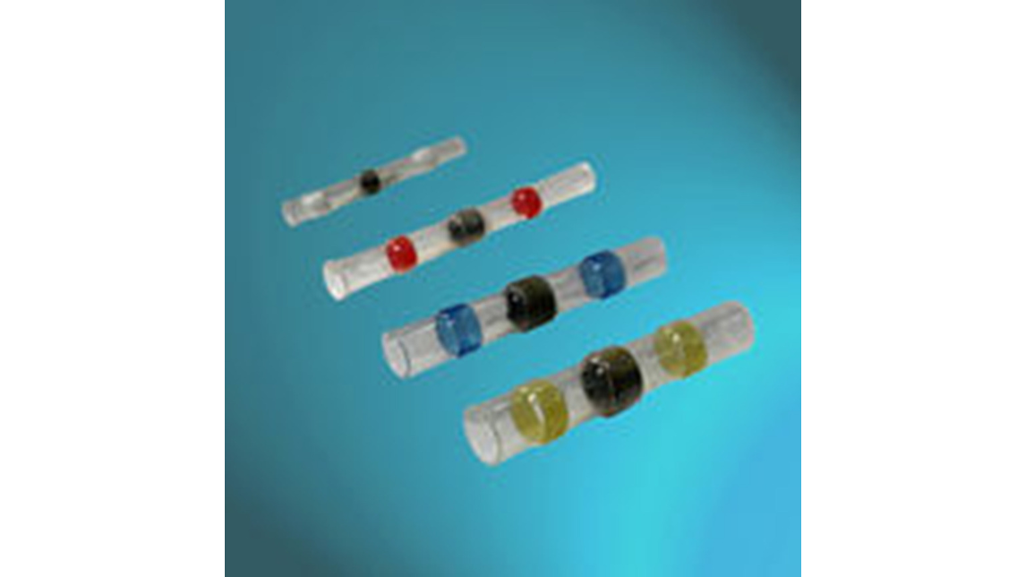 Logo Heat Shrink Solderable Butts, IP68
