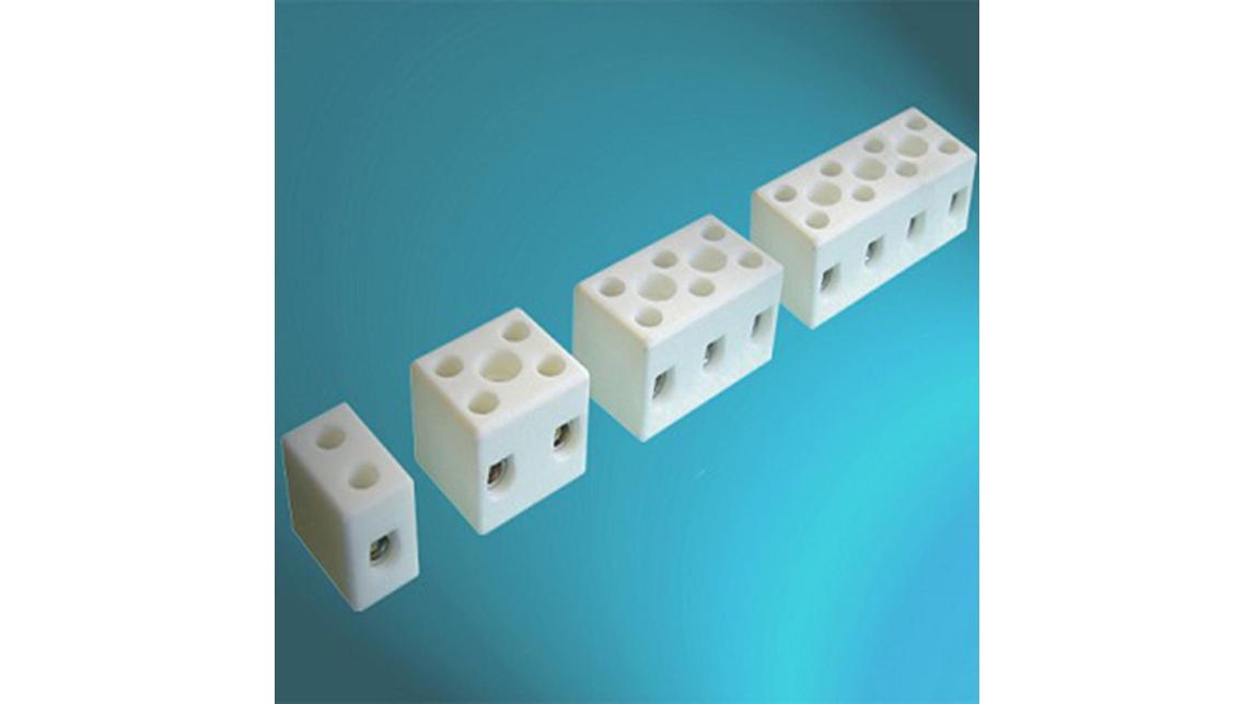 Logo Ceramic Terminal Block