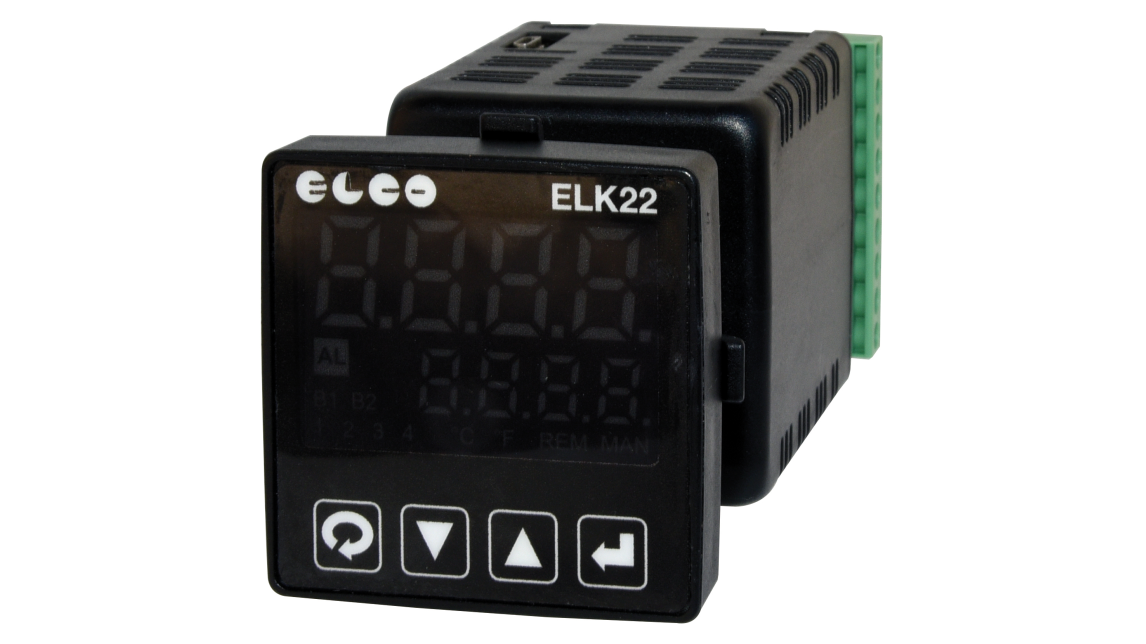 Logo ELK22 SERIES TEMPERATURE CONTROLLERS
