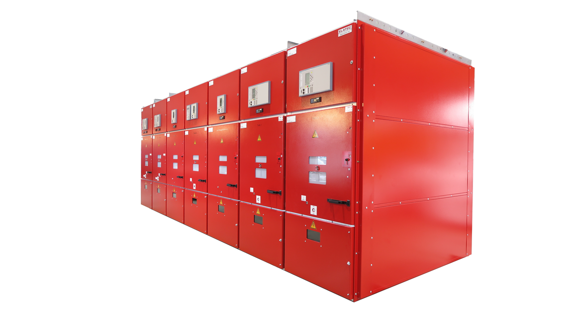 Logo M16 medium voltage switchgear
