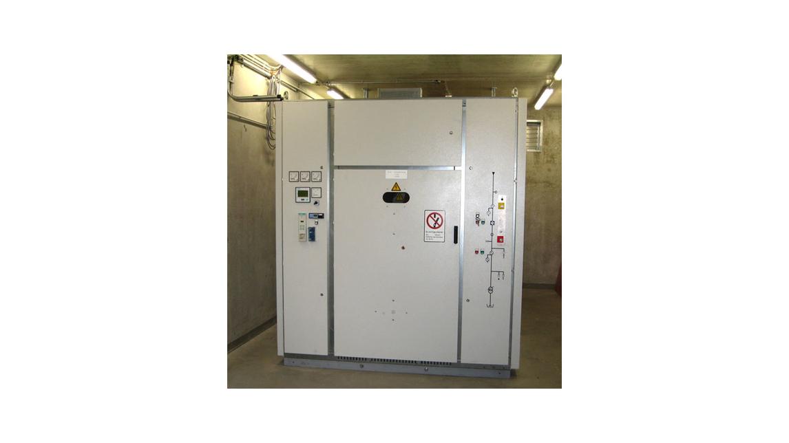 Logo M4 Arc furnace switchgears