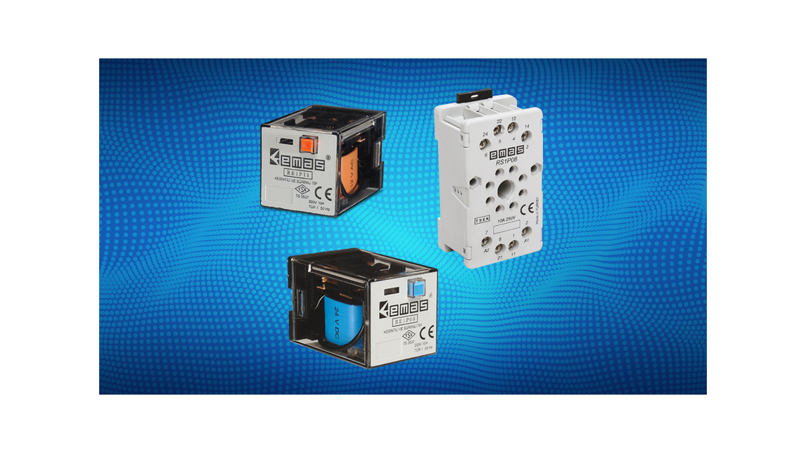 Logo Industrial Relays and Sockets