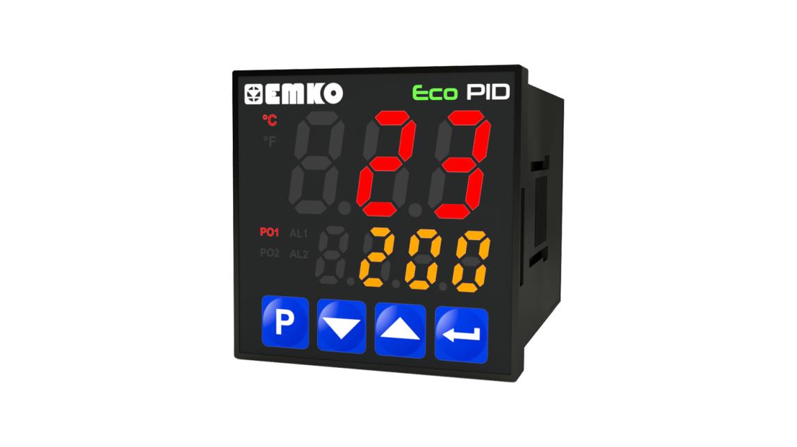 Logo PID Temperature Controller