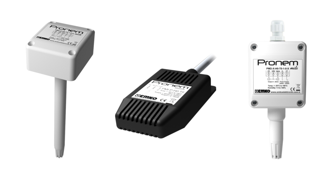 Logo Temperature and Humidity Sensors