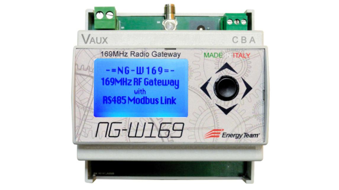 Logo 169MHz - NG-W169 Radio receiving module