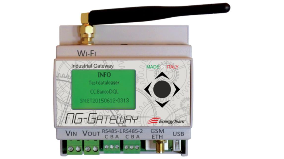 Logo NG-Gateway