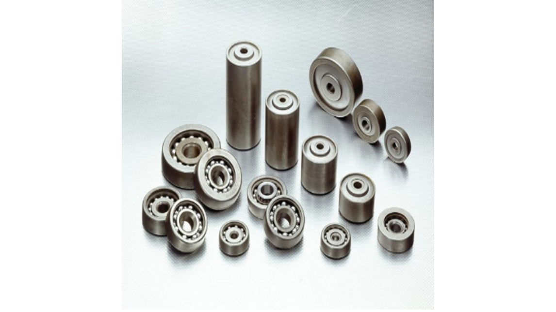 Logo Bearings and Rollers