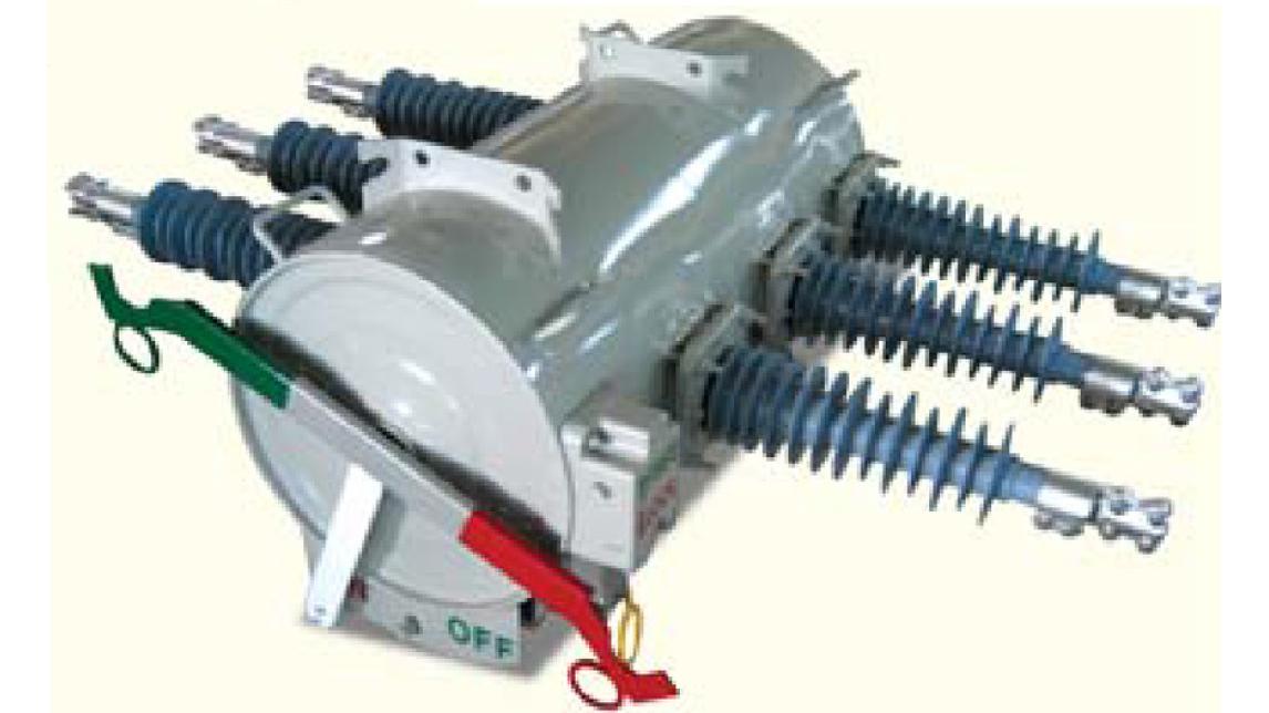 Logo SF6 Gas Load Break Switch