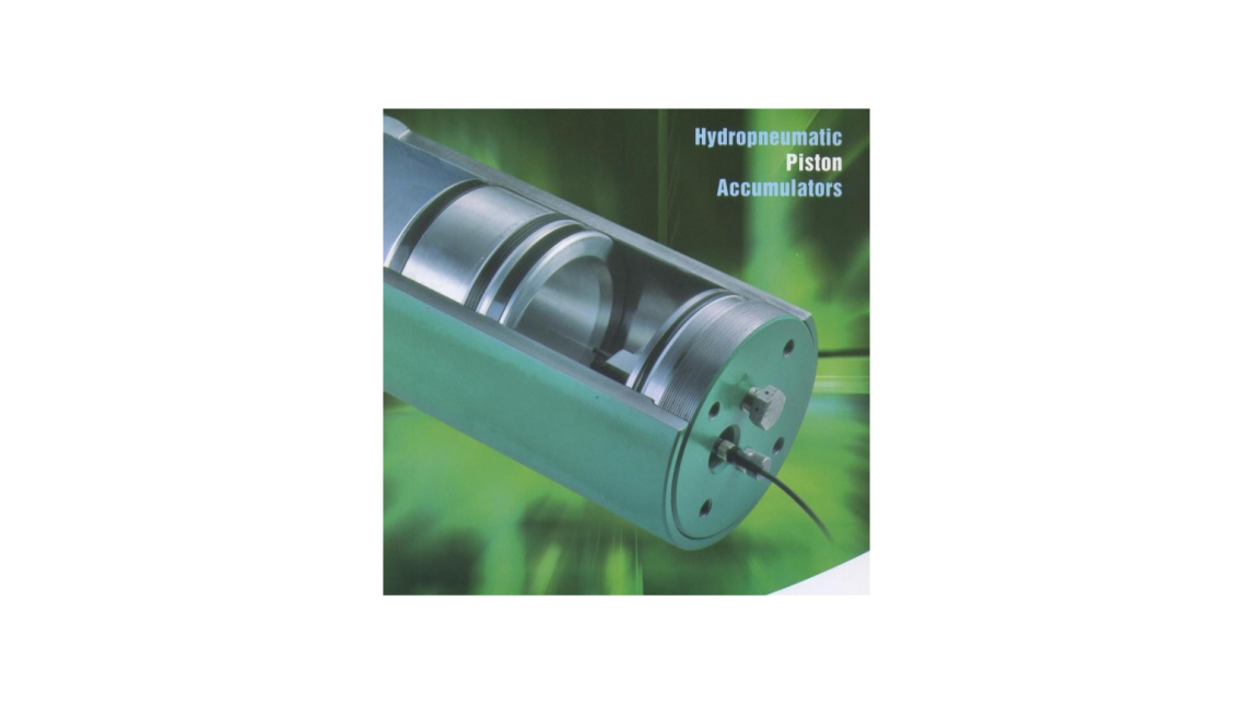 Logo Hydropneumatic Piston Accumulators