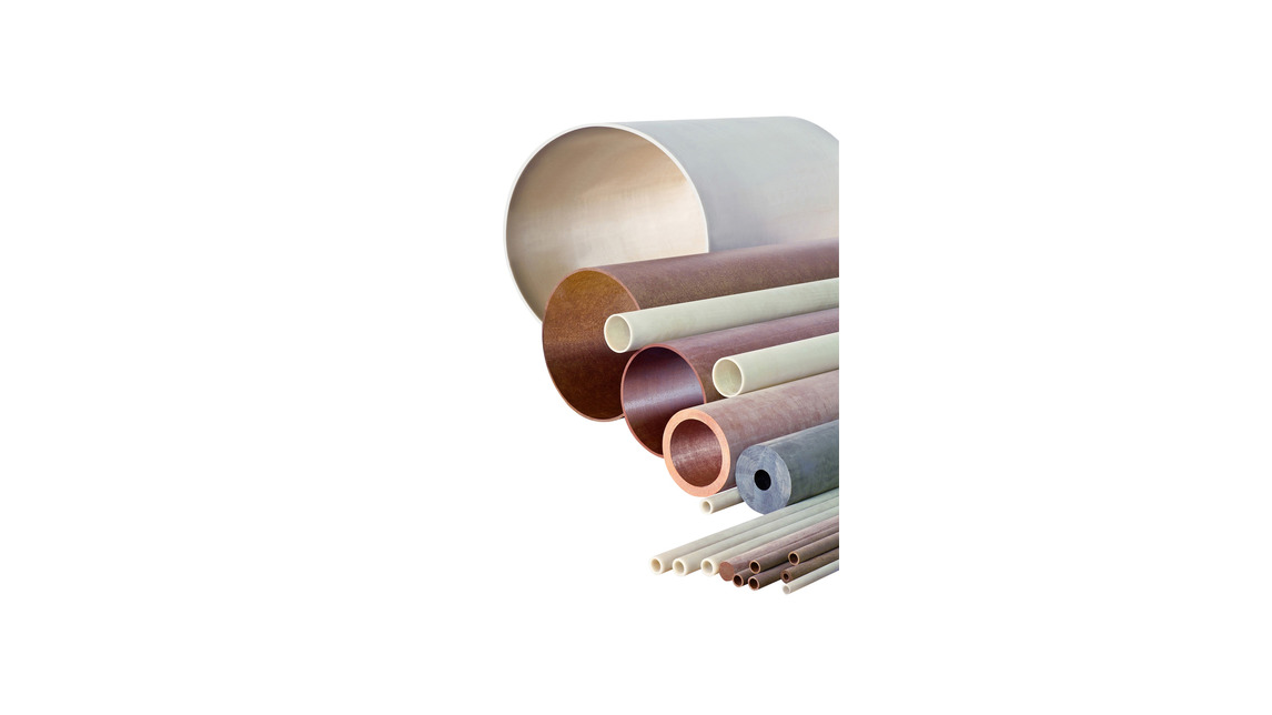 Logo Rolled tubes and rods