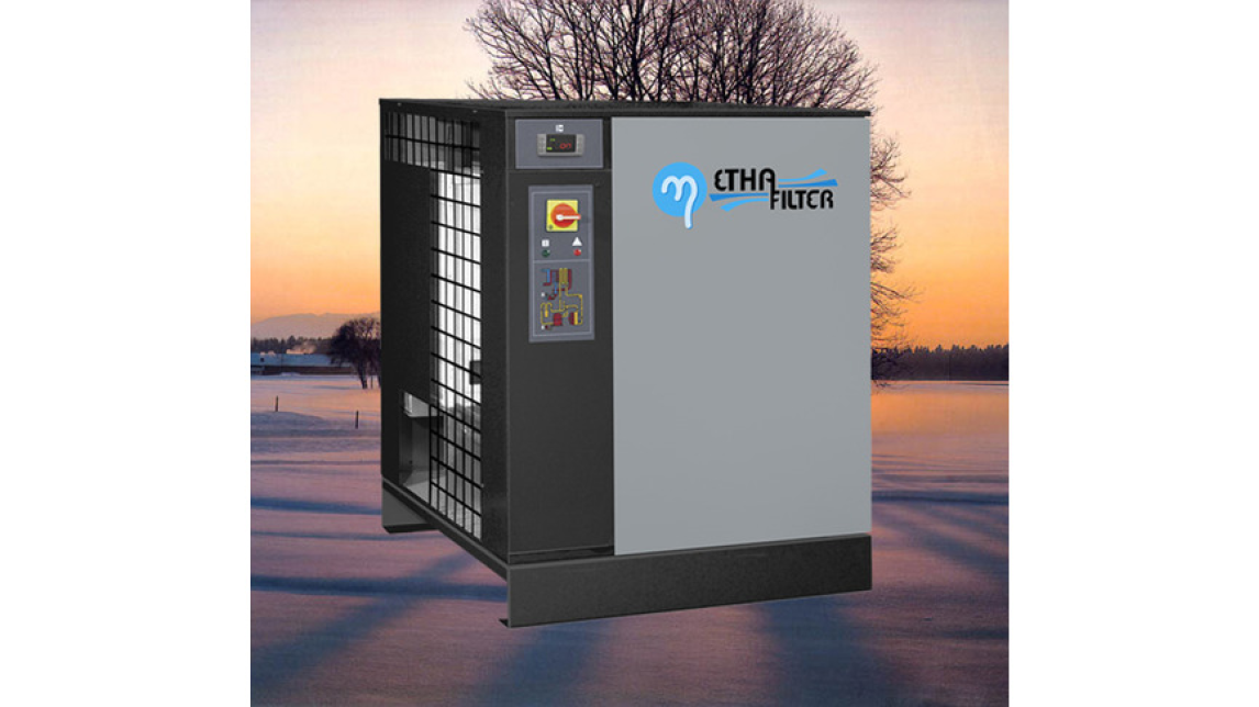 Logo Refrigerated Air Dryers