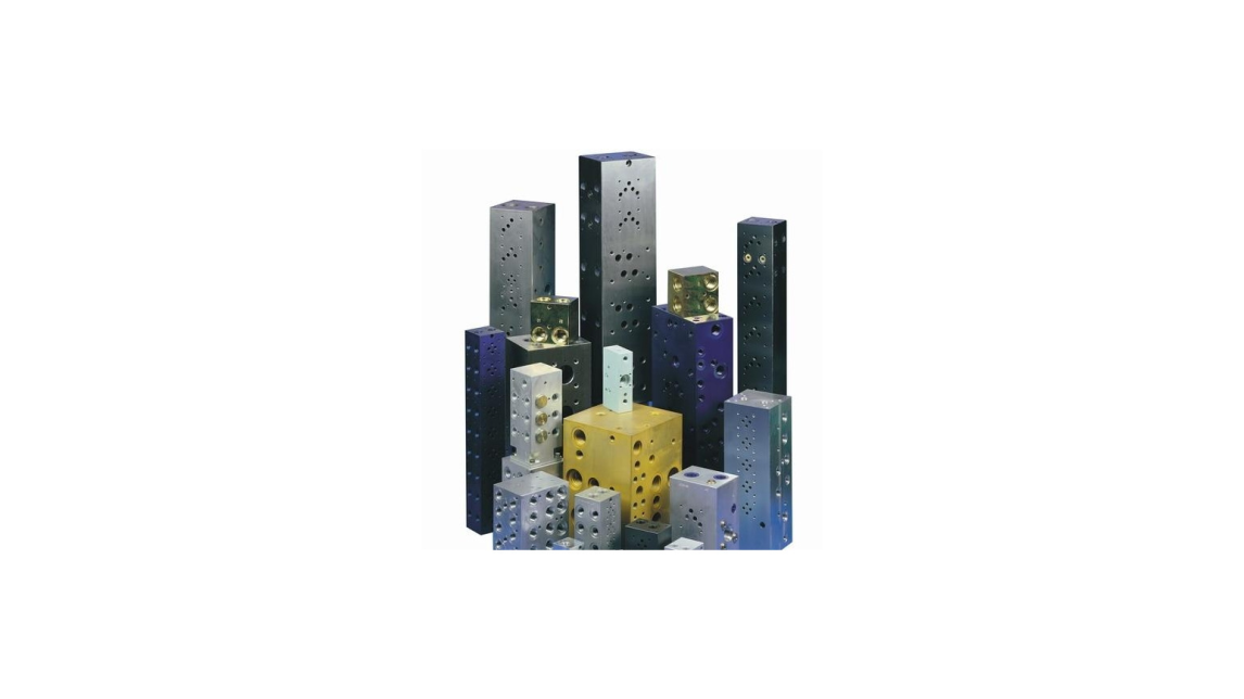 Logo Special hydraulic blocks