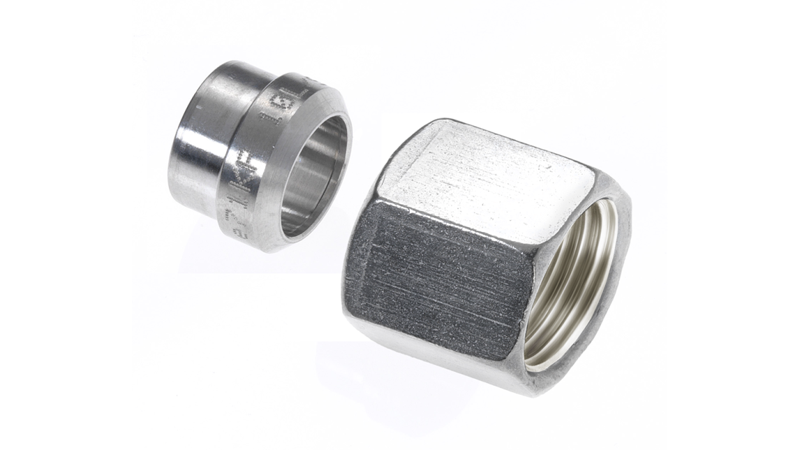 Logo EXMAR NC Clamping Ring Fittings