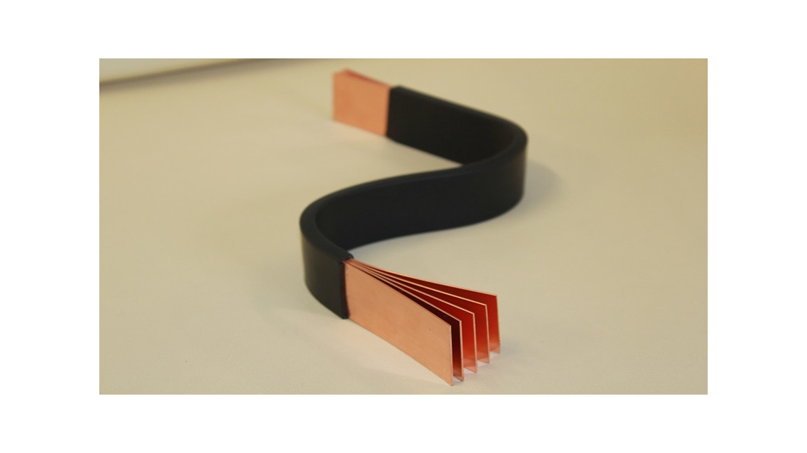 Logo Insulated Flexible Copper Connector