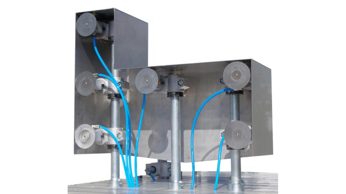 Logo Vacuum clamping system Vacufix®