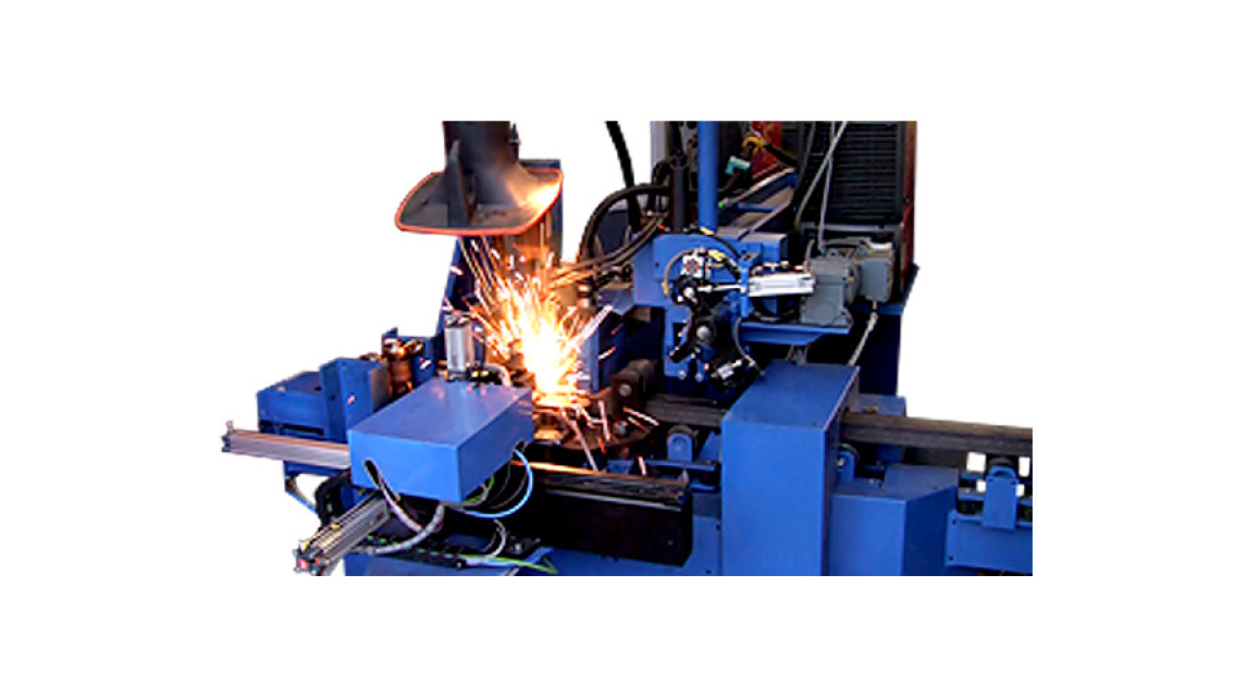 Logo Welding automation, mechanized welding