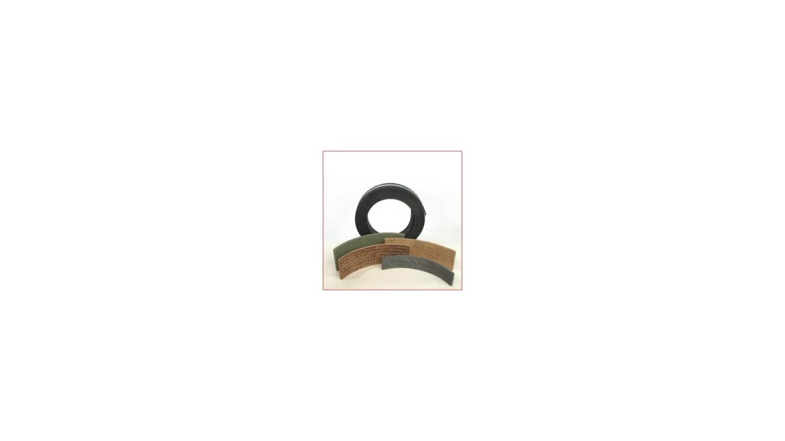 Logo Bremsband, Bremsbänder, Bandmaterial