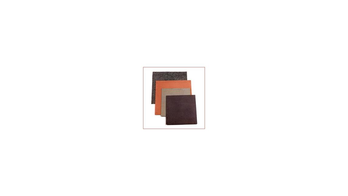 Logo Plattenware, Plattenmaterial