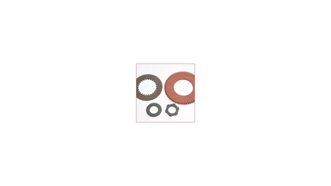 Logo verzahnte Ringe, verzahnte Scheiben