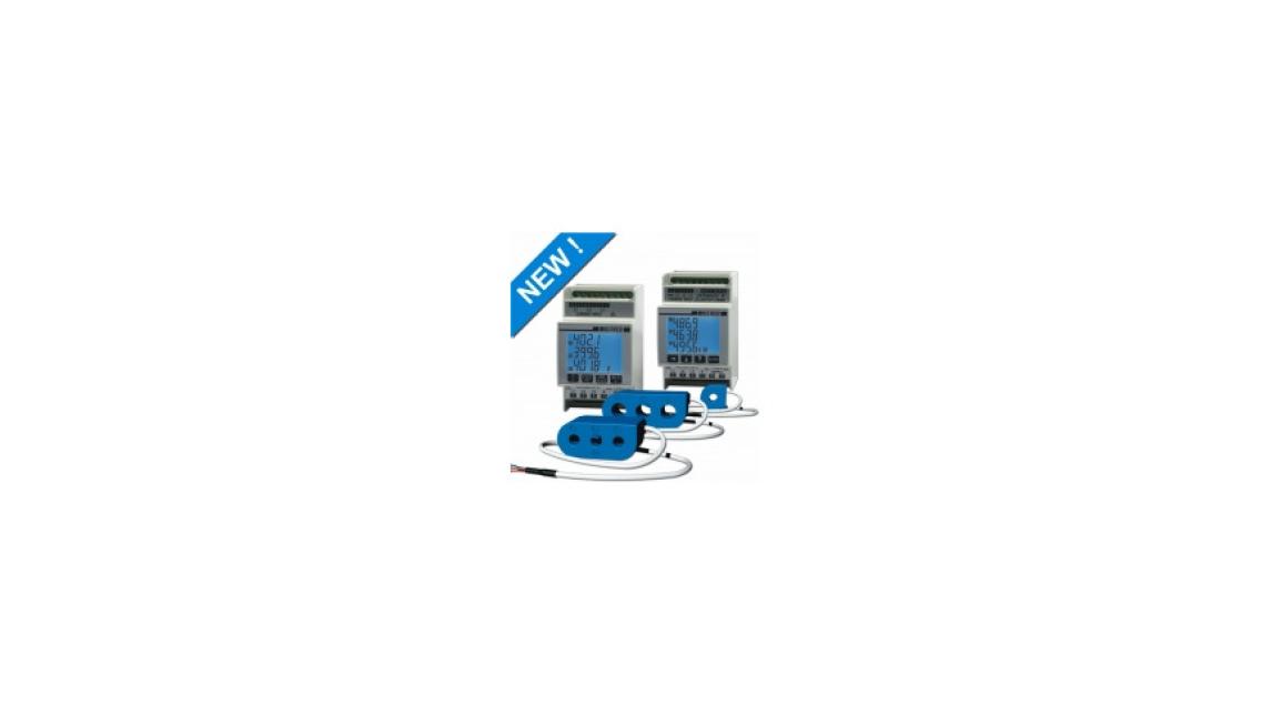 """Logo FRER , SERIES """"NANO"""".. MULTIFUNCTION METER LCD 3 DIN-RAIL !"""