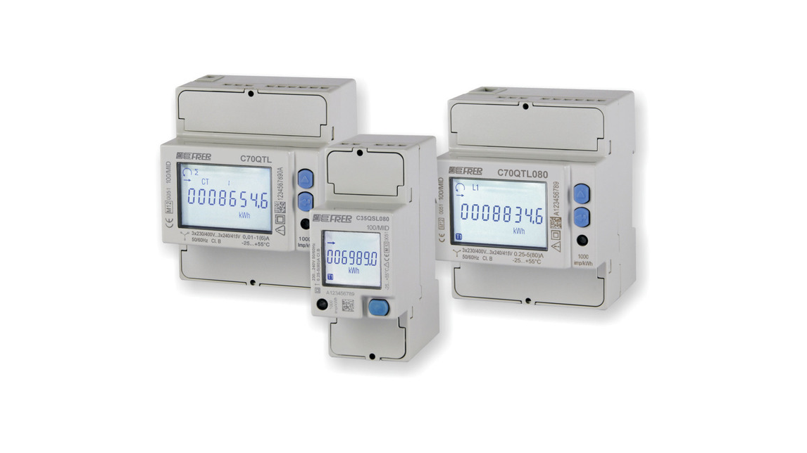 Logo MID ENERGY METERS AND MODULES COMUNICATIONS