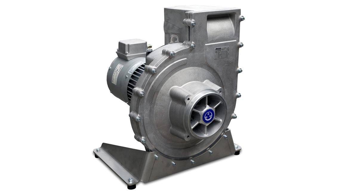 Logo Radial vacuum pumps (Radial blowers)