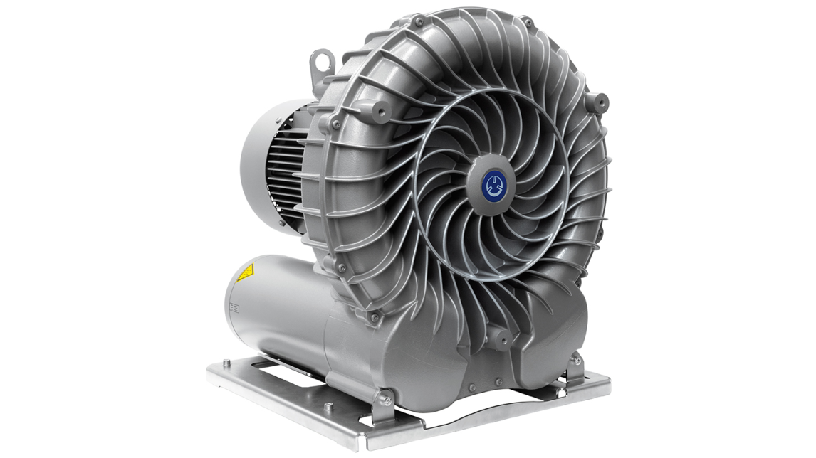 Logo Side channel pressure/vacuum pumps
