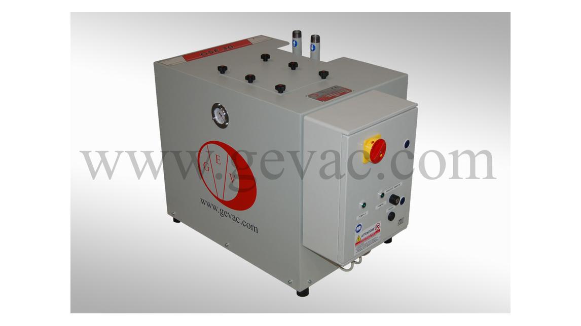 Logo Anaesthetic gas evacuation system GSE