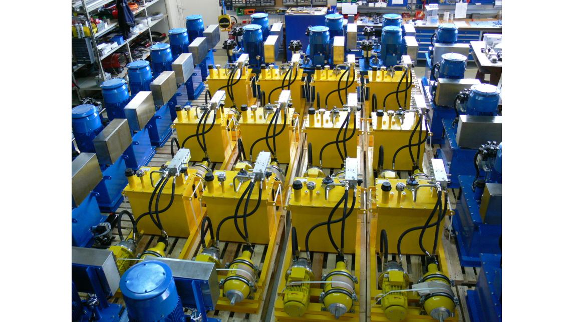 Logo Hydraulic Power Unit
