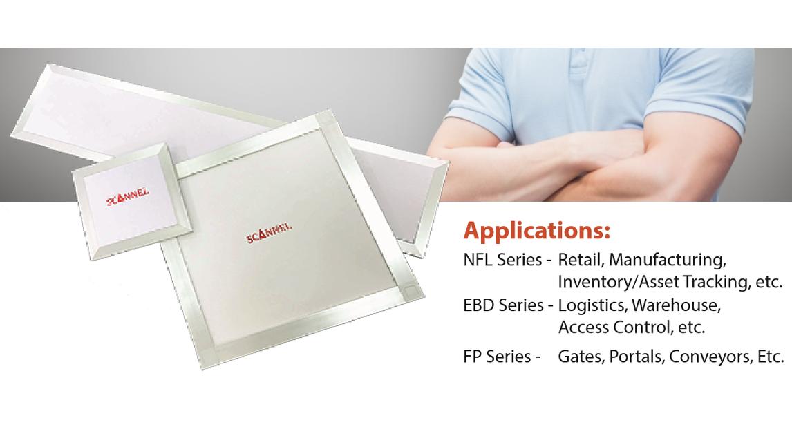 RFID UHF ANTENNAS - Product - HANNOVER MESSE 2019