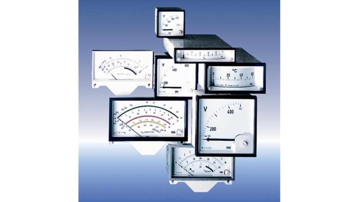 Logo Analogue Display Units