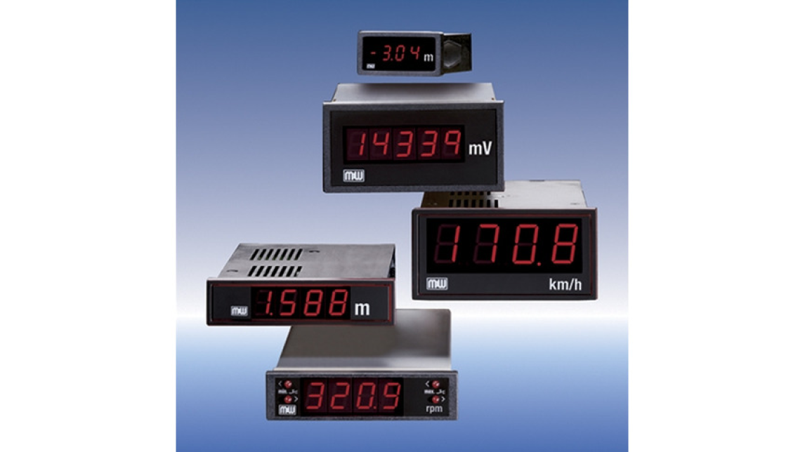 Logo Digital Panel Meters