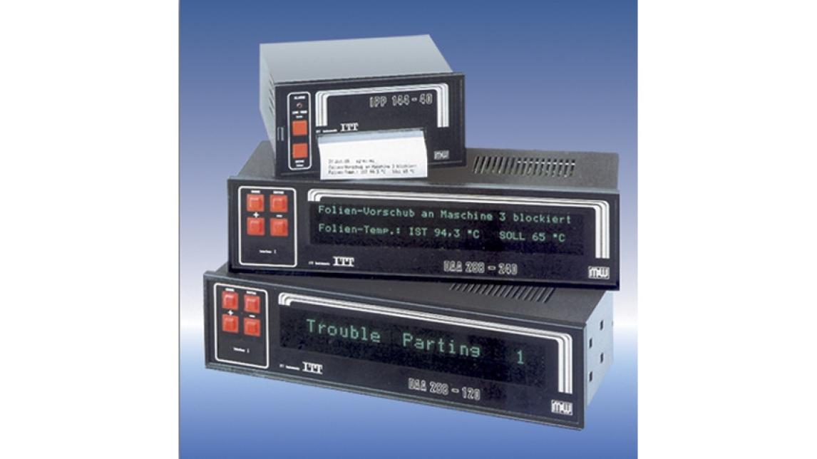 Logo Text Display/Thermo Printer