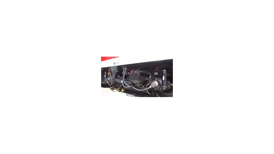 Logo Railway Vehicle Industry