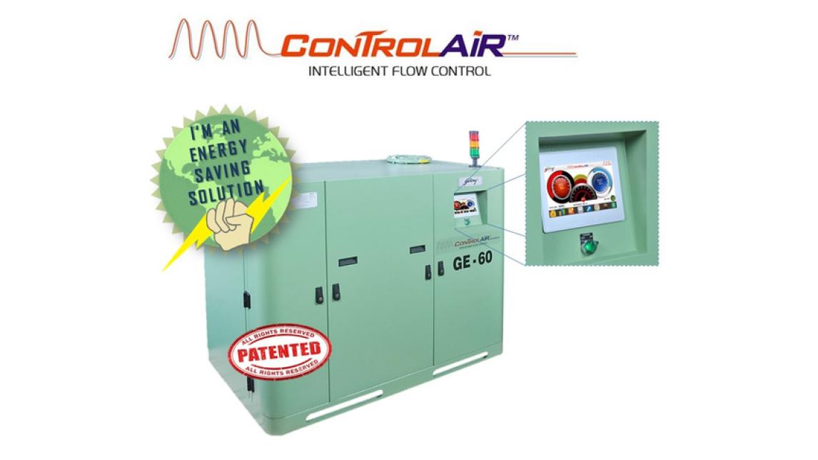 Logo ControlAiR Intelligent Flow Controller