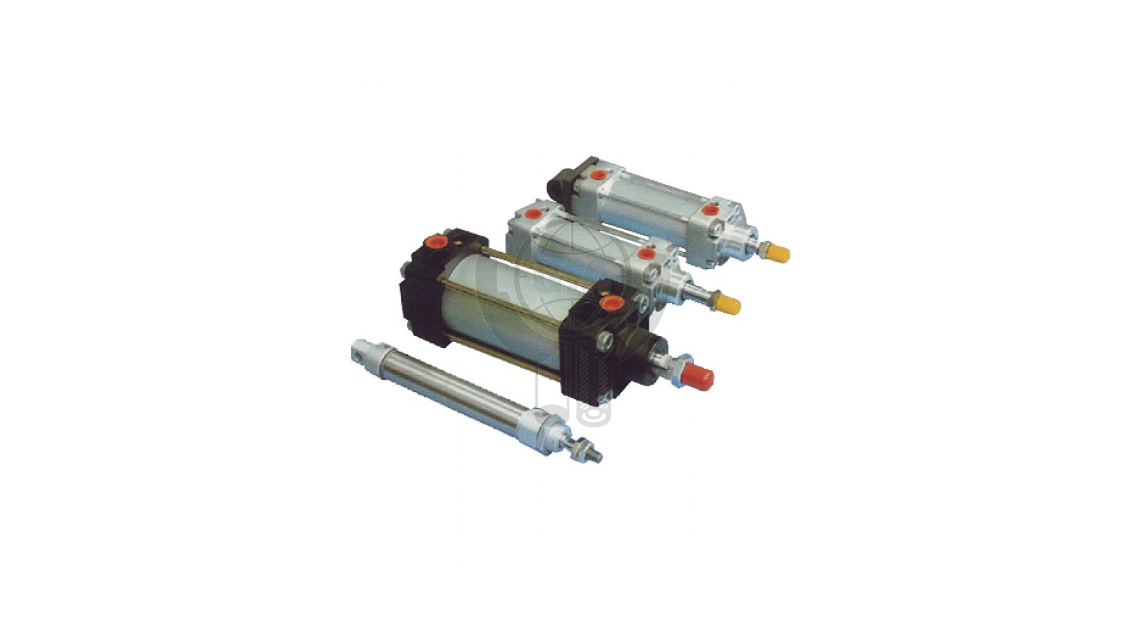 Logo Telescopic pneumatic cylinders