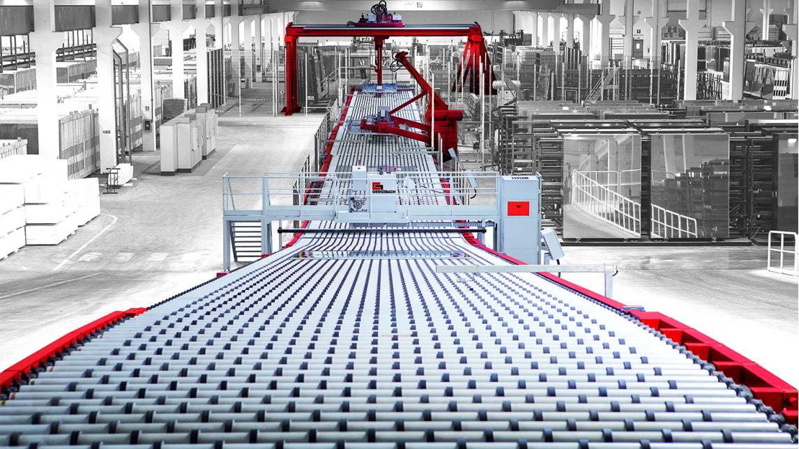 Logo Glass Production Technology