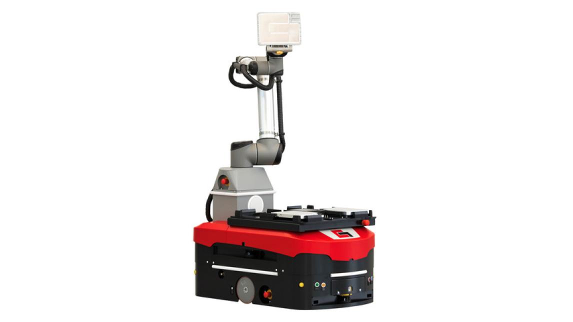 Logo Mobile Robot MR10S
