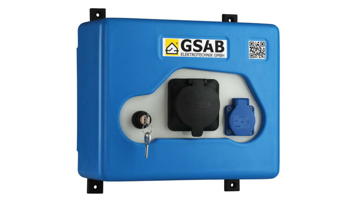 Logo GSAB-charging station 325W-eco