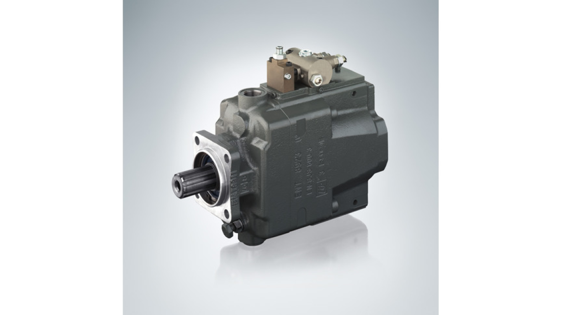 Logo Axial piston pumps