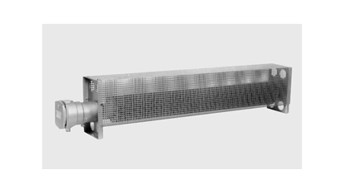 Logo Finned-tube heating element 28 mm